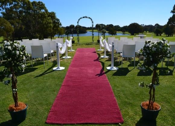 Sanctuary golf resort bunbury wedding