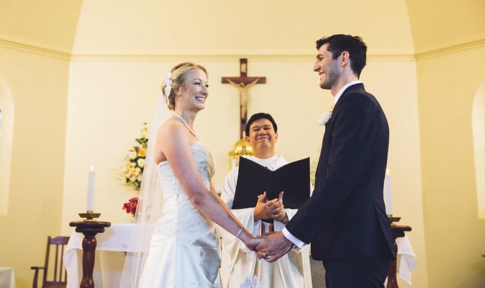 Samantha Amp Luke Silversprings Cottages Wedding