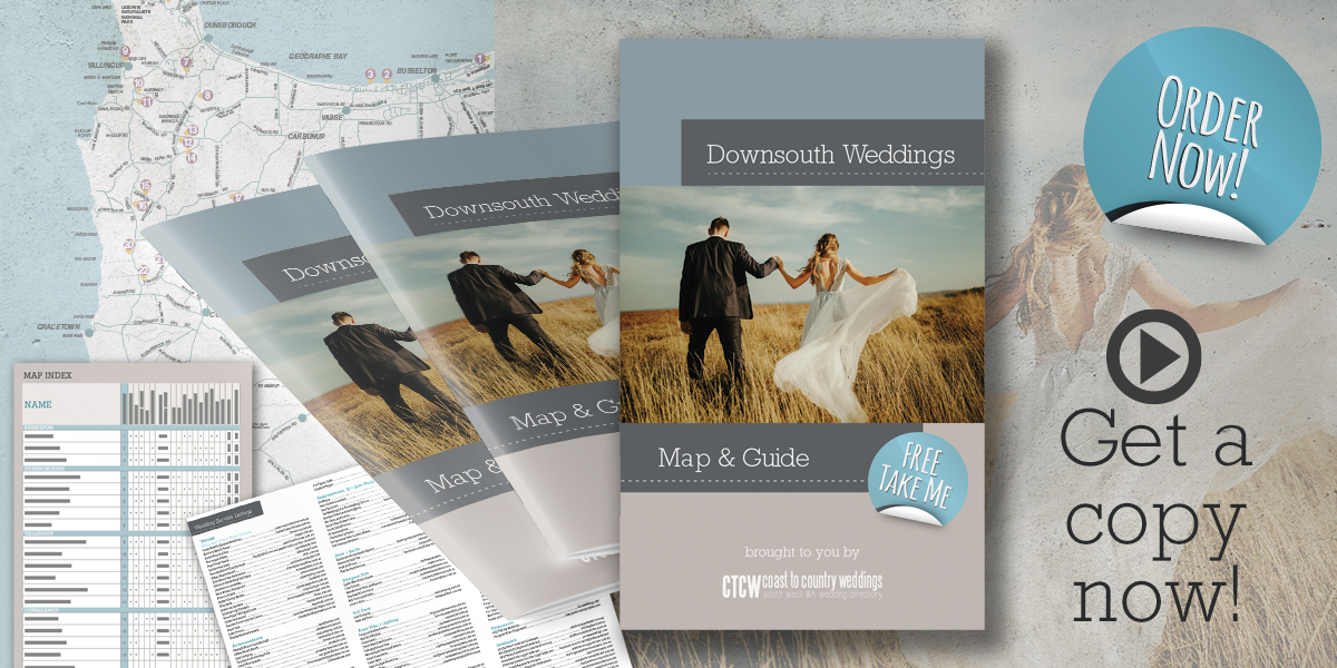 Make it easy to find out what is available in regards to Weddings Downsouth - Order this Guide
