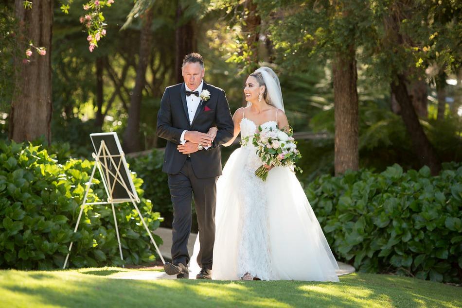 Brittney & Corey's Aravina Estate Yallingup Wedding