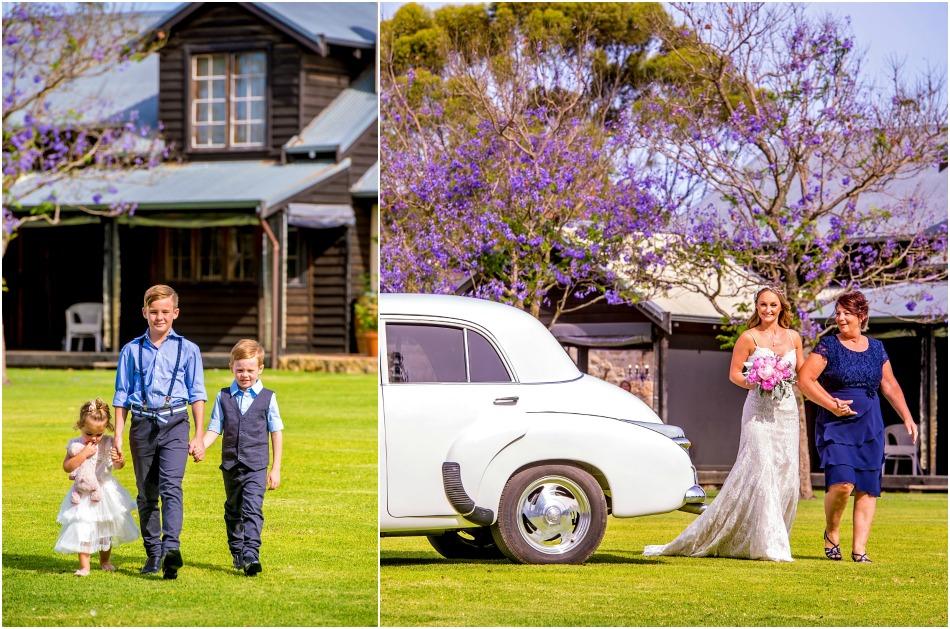 Haylee & Jobe's Busselton Farm-Style Wedding