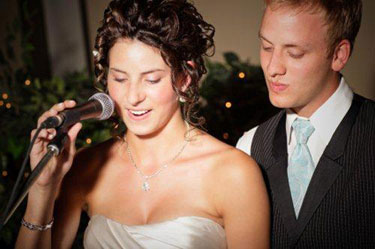 Order of speeches wedding