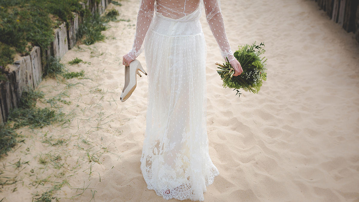 wedding ceremony tips outdoor