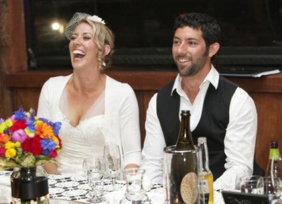 Katherine & Pete Colourful Manjimup Wedding