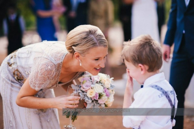 How do you tell your guests you want a kid-free wedding?