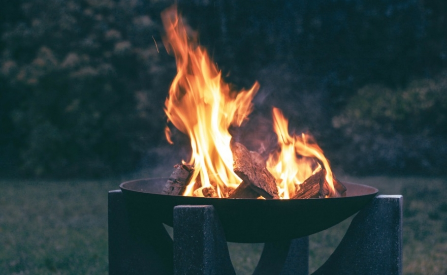 Thinking of having Fire Pit at your Wedding During Summer