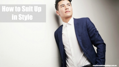 Suit Up Guys - How To Buy A Well Fitted Suit