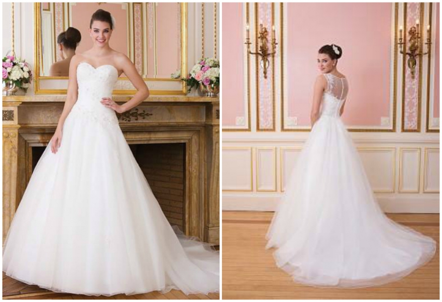 How does losing weight for the big day affect your dress for Losing weight for wedding dress