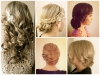 Our favourite wedding hair up-do's