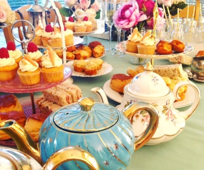 Heavenly High Tea: A Genteel Way To Start Your Wedding Day