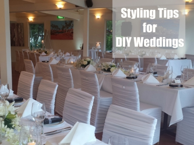 Hot Tips For DIY Brides - From A Wedding Stylist
