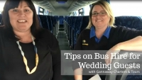 Gannways Charters and Tours with Coast to Country Weddings