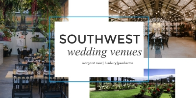 Margaret River and Southwest Wedding Venues