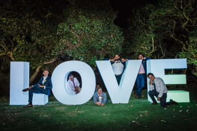 Love Letters for Hire by Cape Events