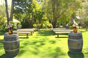 Ceremony Hire by Yallingup Event Hire