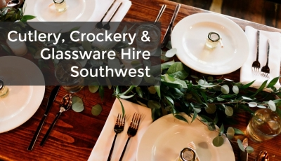 Crockery Hire Southwest WA
