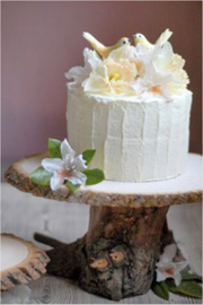 Decorations - Rustic Cake Stands